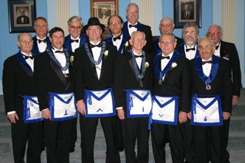 St. James Lodge #47 - 2007 Officers