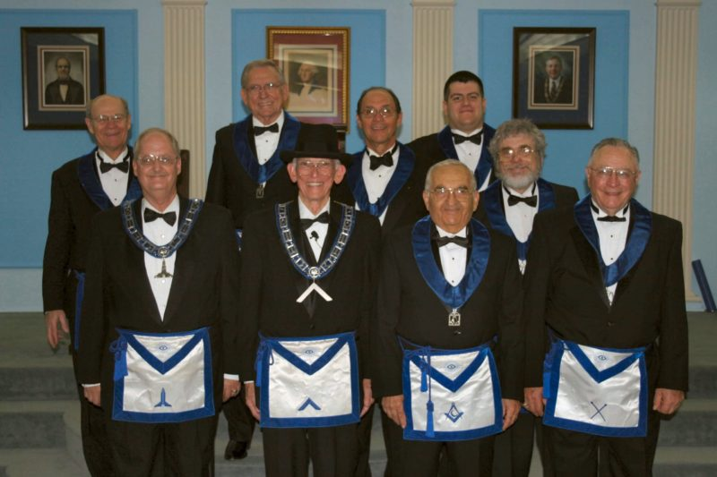 St. James Lodge #47 - 2009 Officers