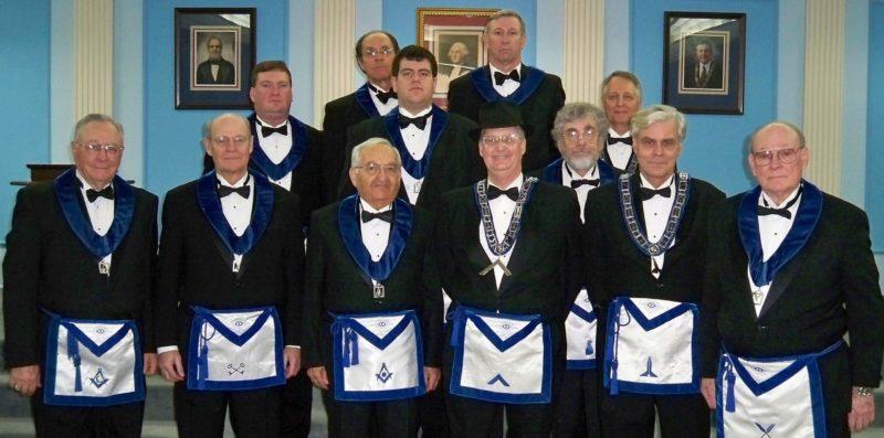 St. James Lodge #47 - 2010 Officers
