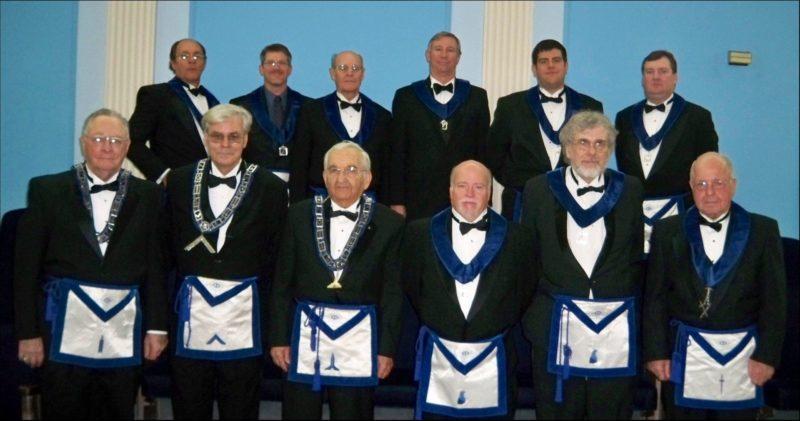 St. James Lodge #47 - 2011 Officers