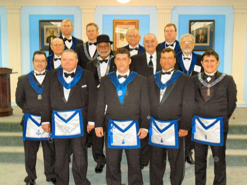 St. James Lodge #47 - 2014 Officers