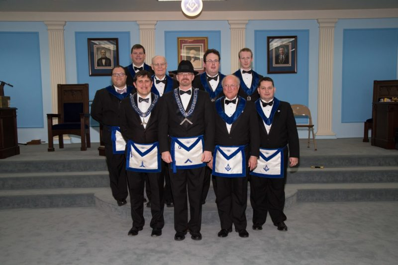 St. James Lodge #47 - 2015 Officers