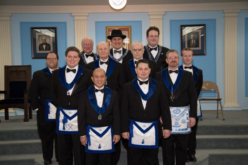 St. James Lodge #47 - 2016 Officers