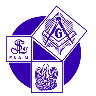 St. James Lodge #47 Logo