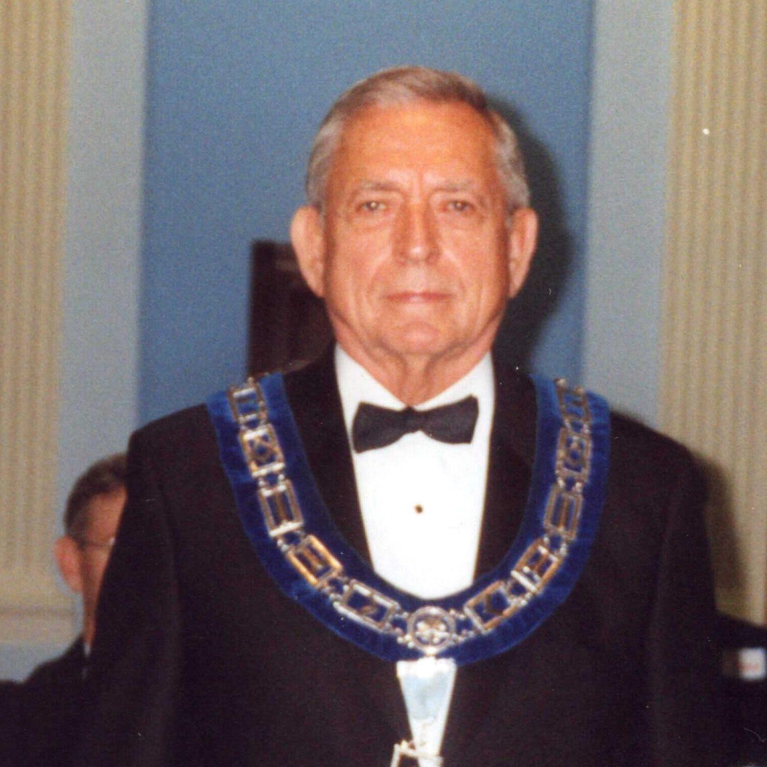 W. Bro. Frank Dedman