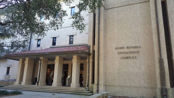Howe Russell Hall, LSU Campus
