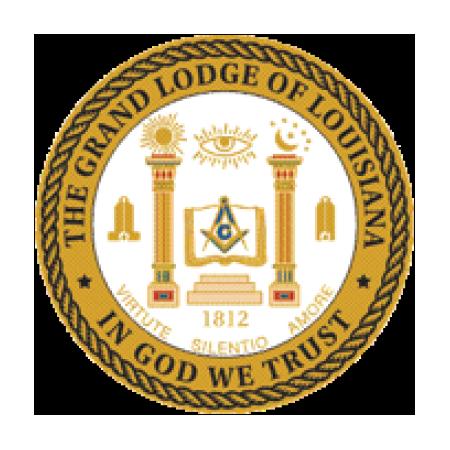The Seal of the Grand Lodge of Louisiana