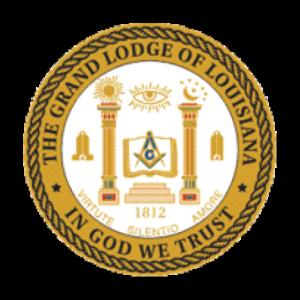 Seal of the Grand Lodge of Louisiana