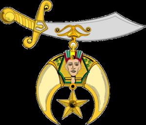 Freemason Shriner Logo