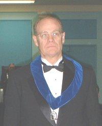Bill Zollinger - Longstanding Treasurer of St. James Lodge #47
