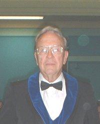 Lloyd G. Pence - Longstanding Secretary of St. James Lodge #47