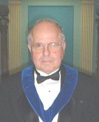 Ken Streater- Jr. Deacon of St. James Lodge #47