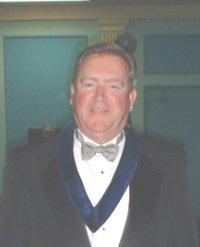 Thomas Bennett Jr - Sr. Deacon of St. James Lodge #47 in 2003